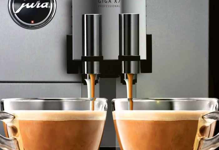 Koffie machines
