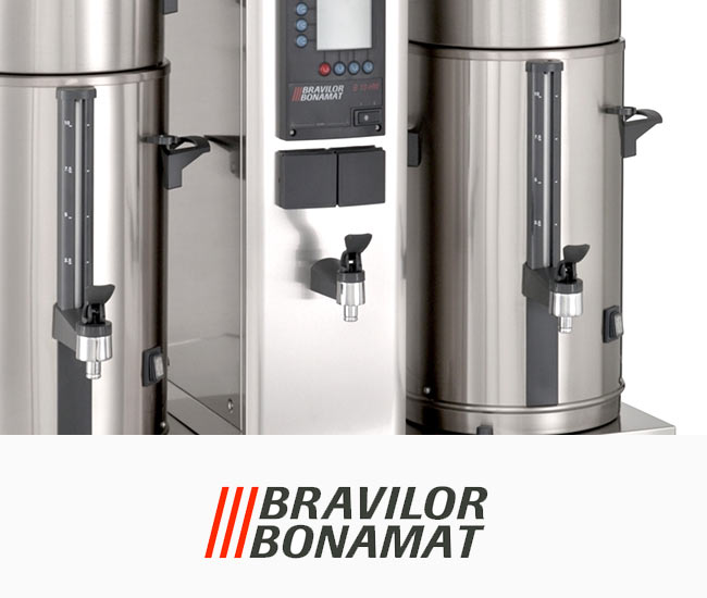 Bravilor koffiemachines